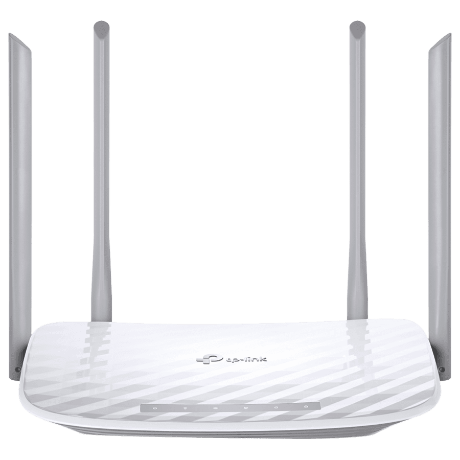 Tp-Link AC1200 Dual Band Wireless Router (Archer C50, White)