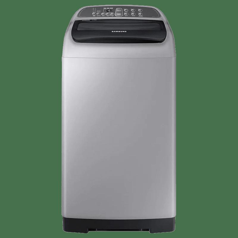 Samsung 6.2 kg Fully Automatic Top Loading Washing Machine (WA62M4200HA/TL, Silver)