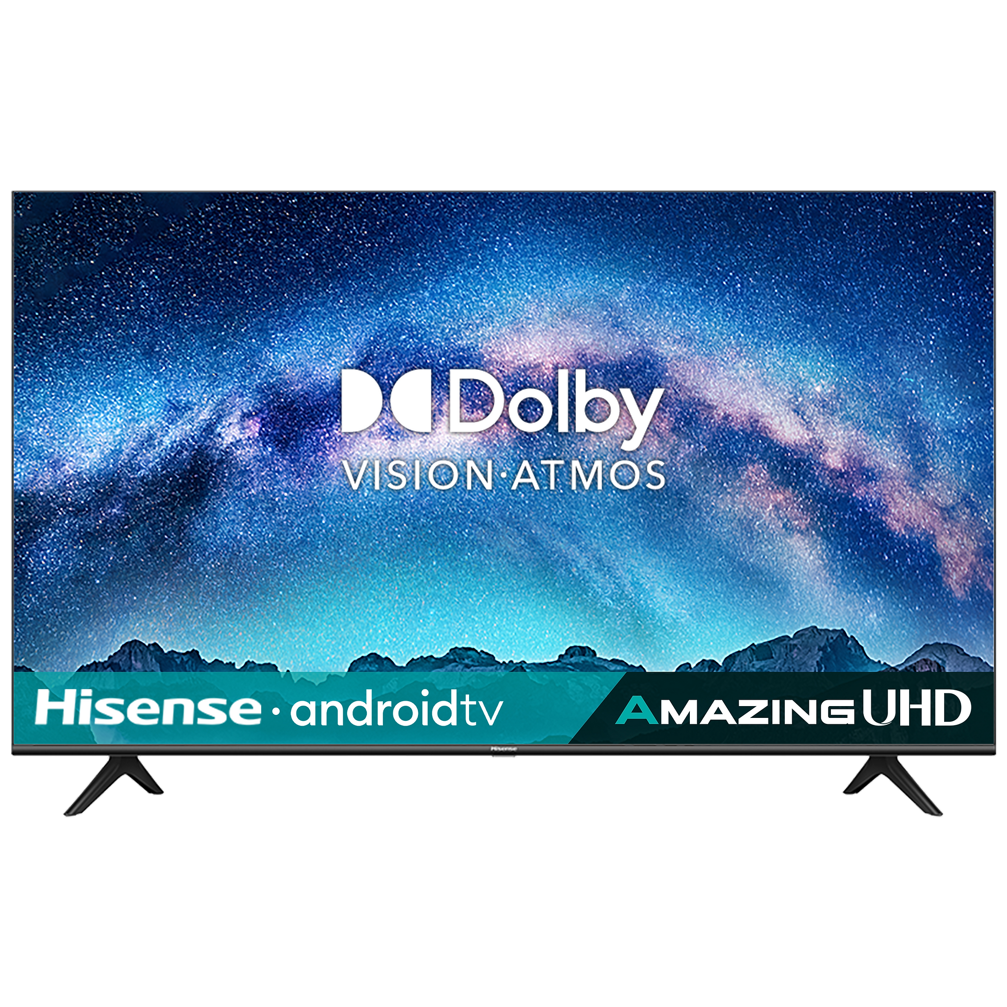 Hisense A71 Series 146cm (58 Inch) Ultra HD 4K LED Android Smart TV